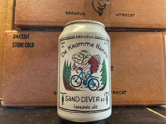Sand Diver 2.0