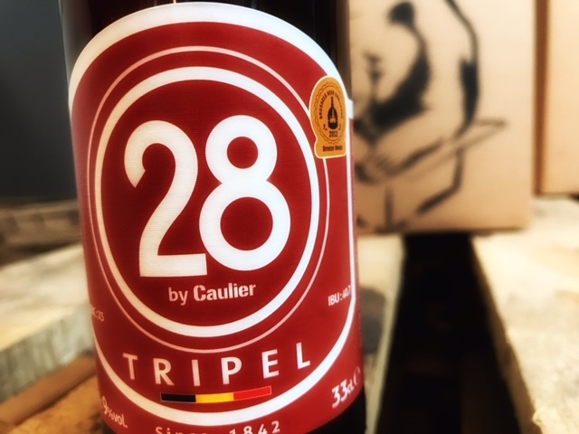 Caulier 28 van Caulier