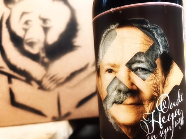 Oudt Heyn en Syn Wyf van Brouwerij Hoop
