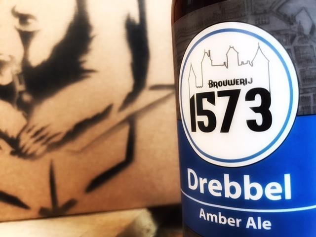 Drebbel van Brouwerij 1573
