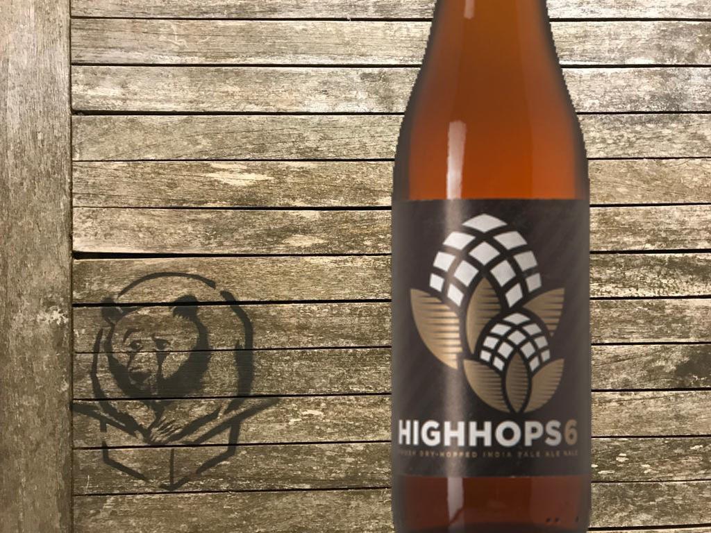 Highhops van Brouwerij Maximus