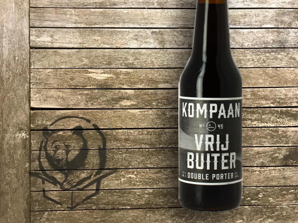 Vrijbuiter van Kompaan Bier