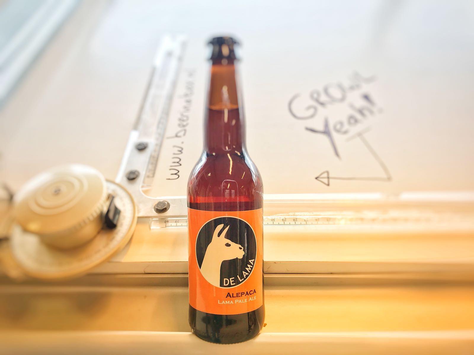 Alepaca van Brouwerij De Lama