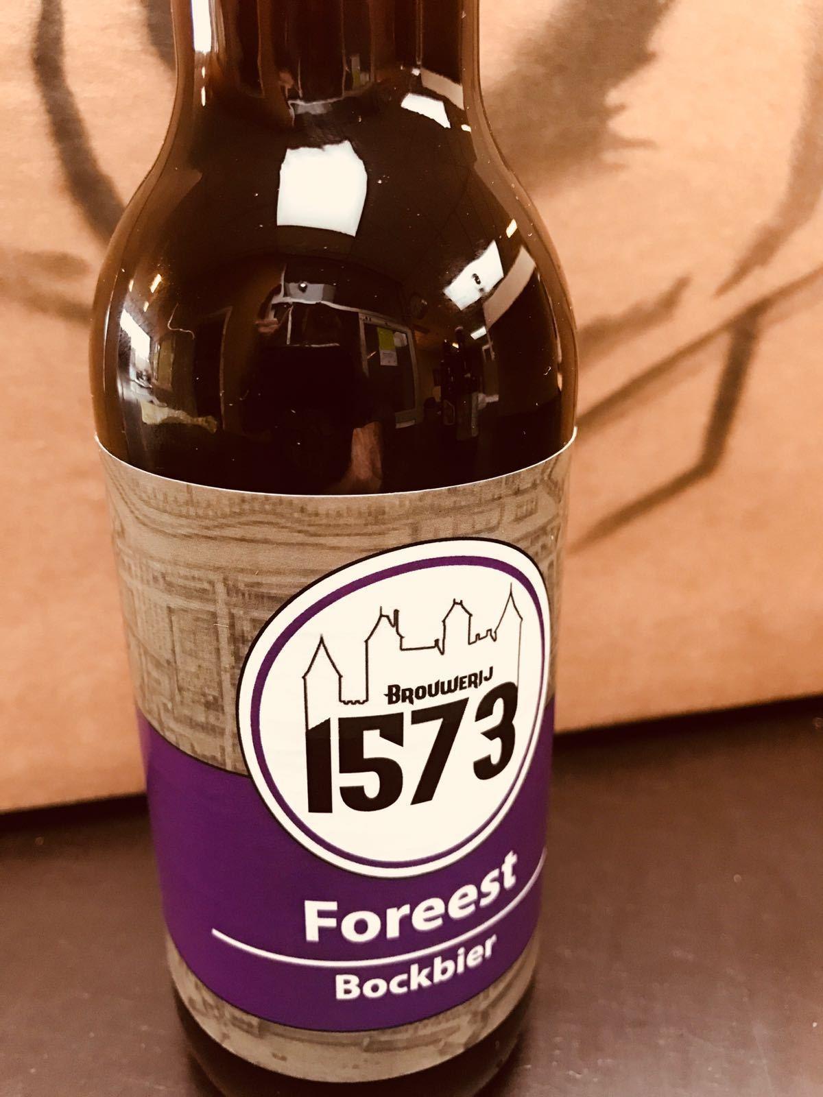 Foreest van Brouwerij 1573