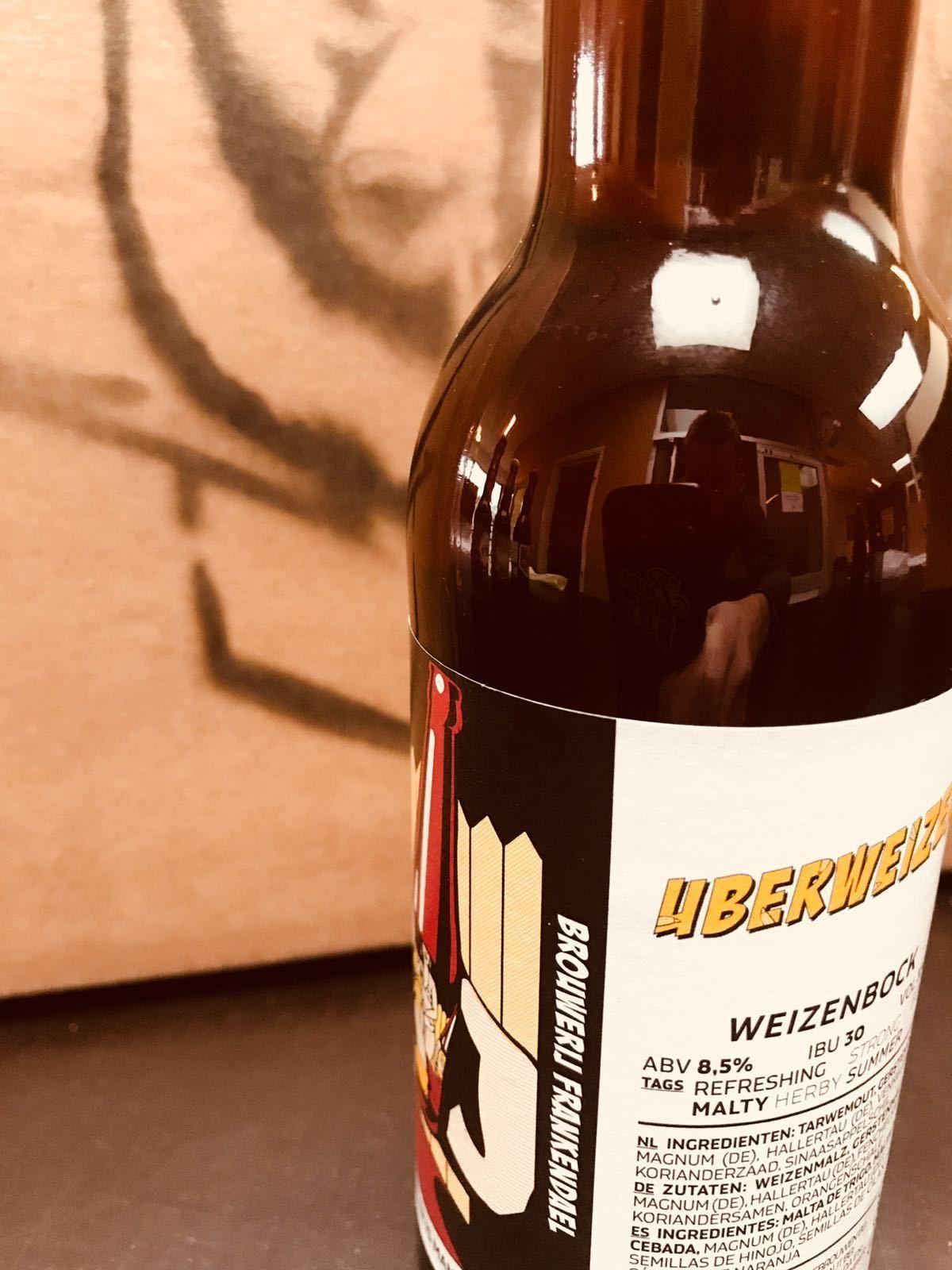 Weizenbock van Brouwerij Frankendael