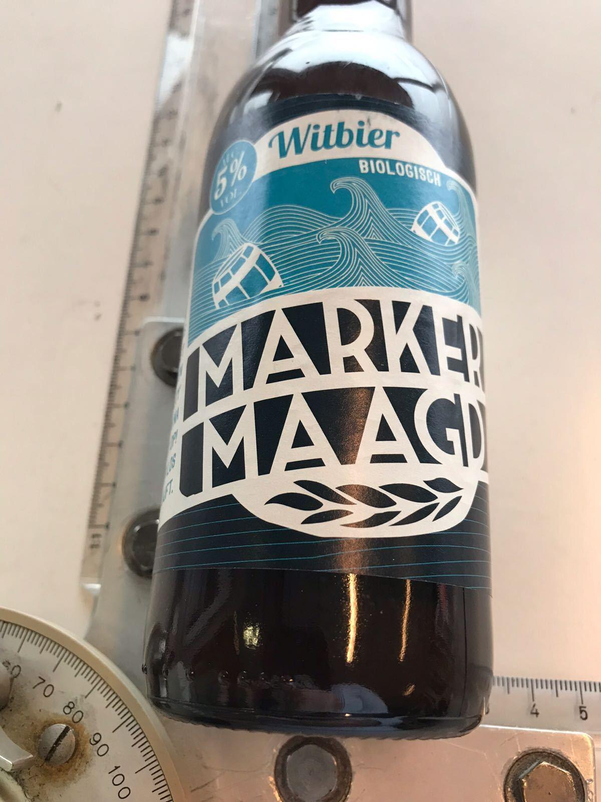 Marker Maagd van Waterland Brewery