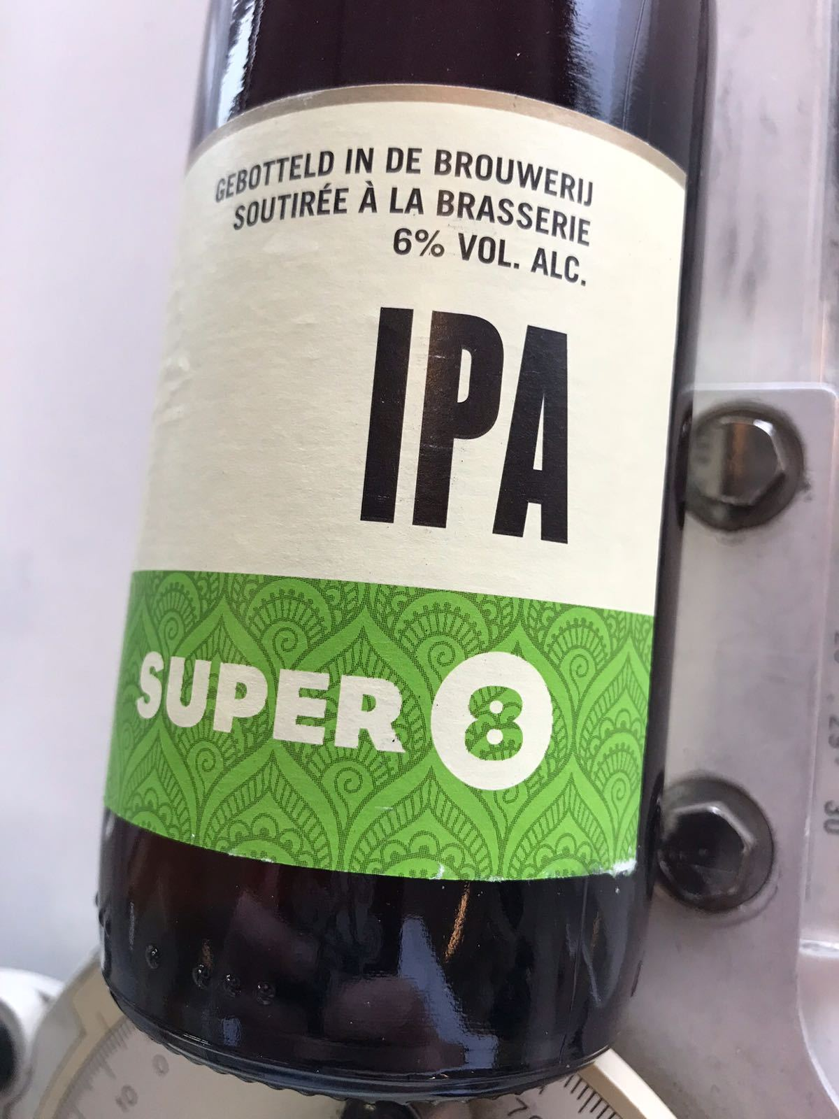 Super 8 IPA van Haacht