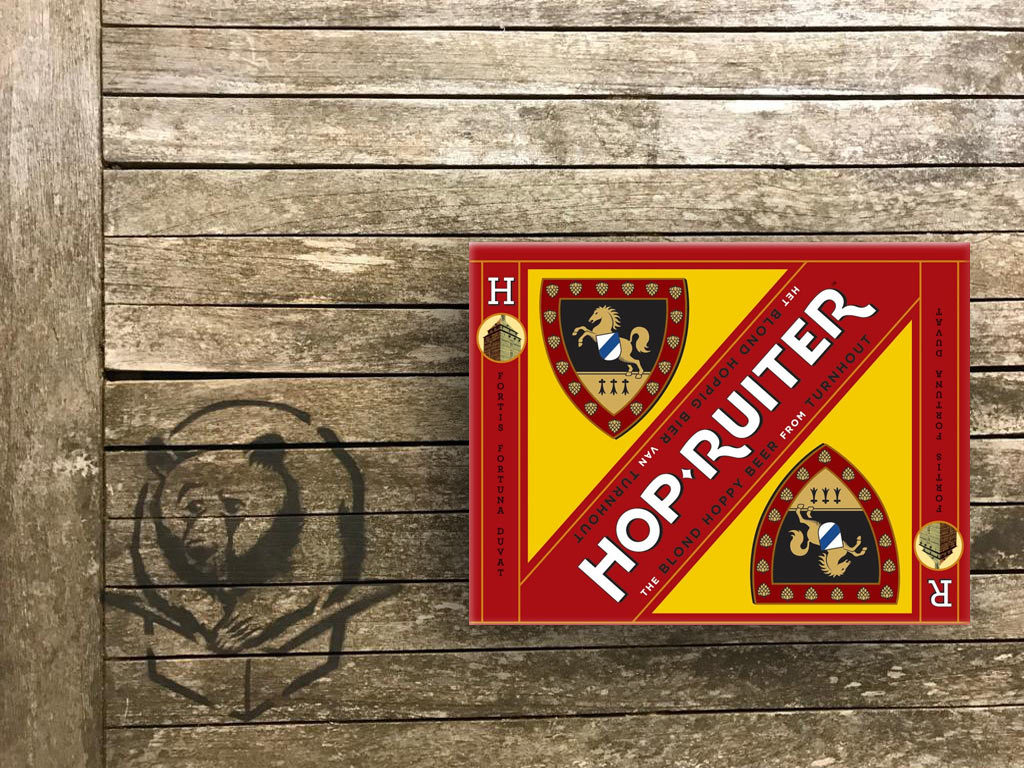 Hop Ruiter van Scheldebrouwerij