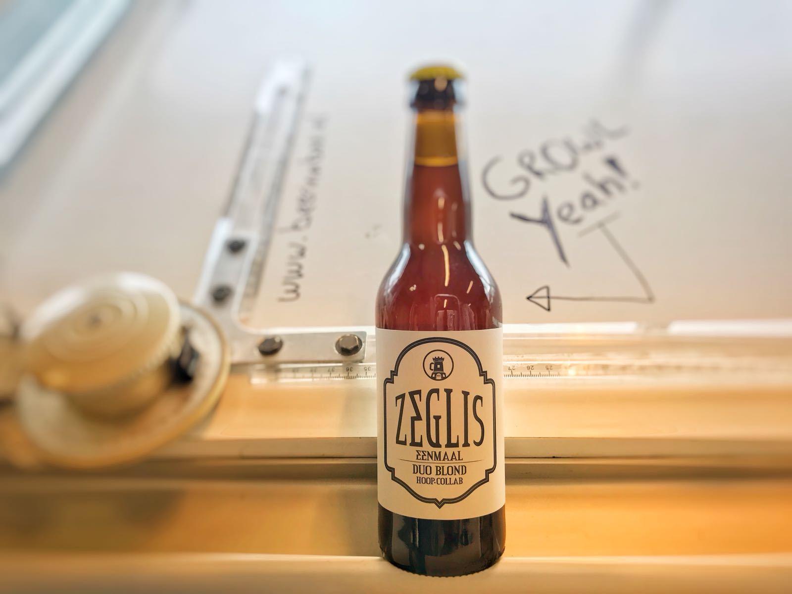 Eenmaal van Brouwerij Zeglis i.o.
