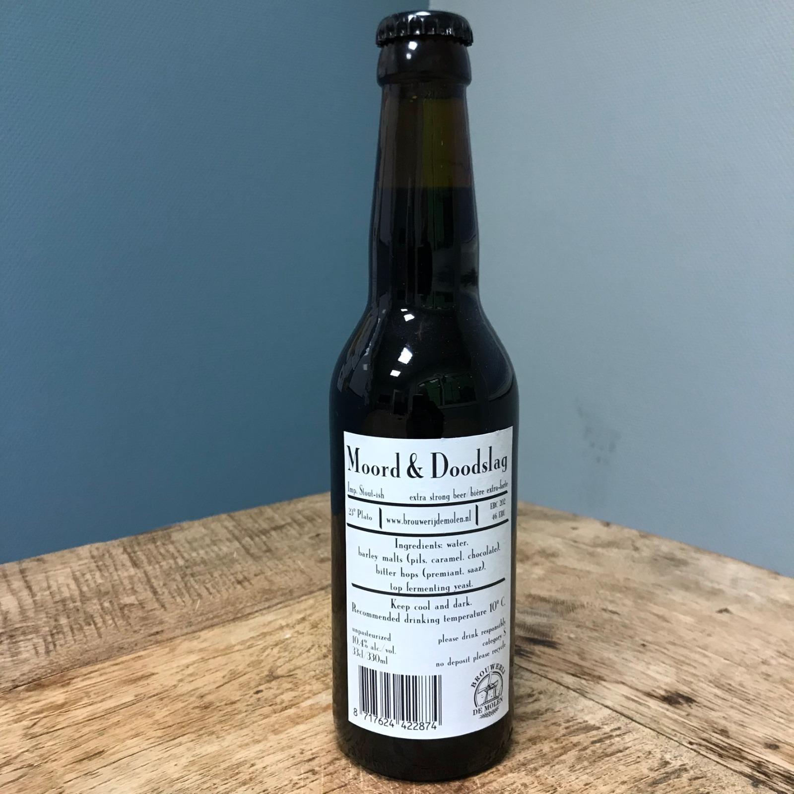 Moord & Doodslag van Brouwerij De Molen