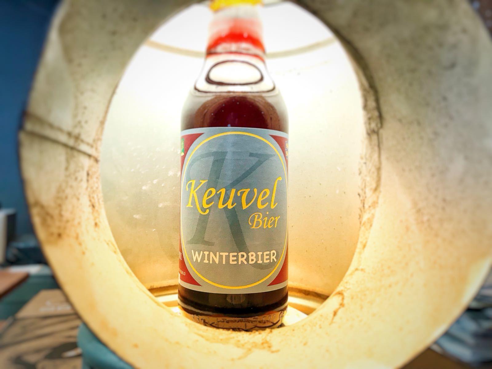 Winterbier van Keuvel Bierbrouwerij