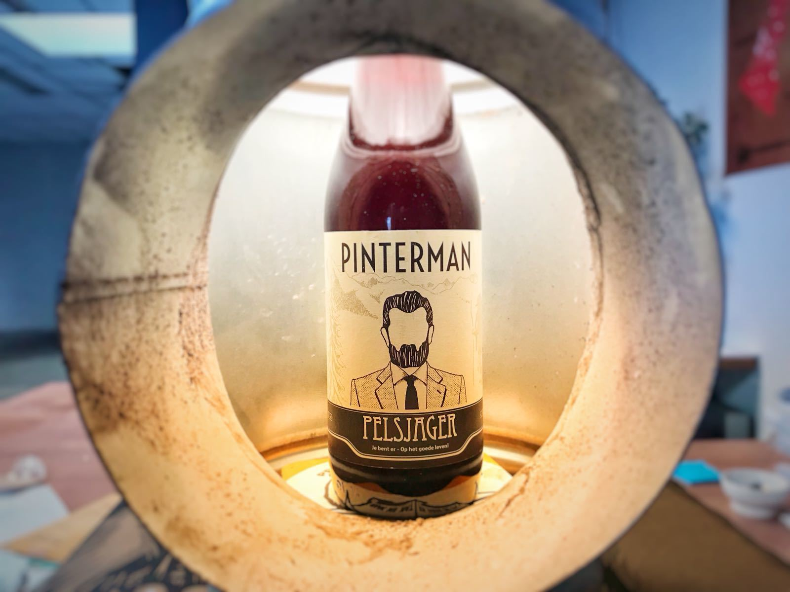 Pelsjager van Pinterman i.o.
