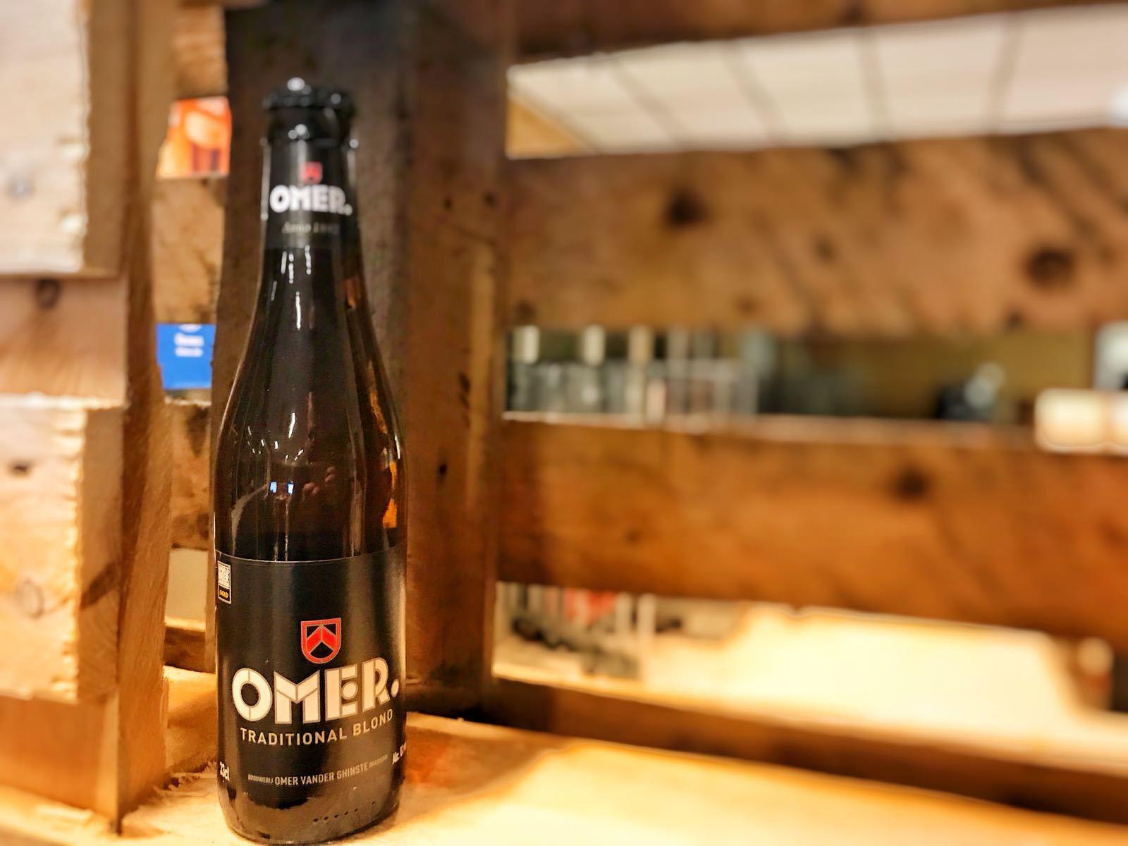 Omer Traditional Blond van Brouwerij Omer Vander Ghinste