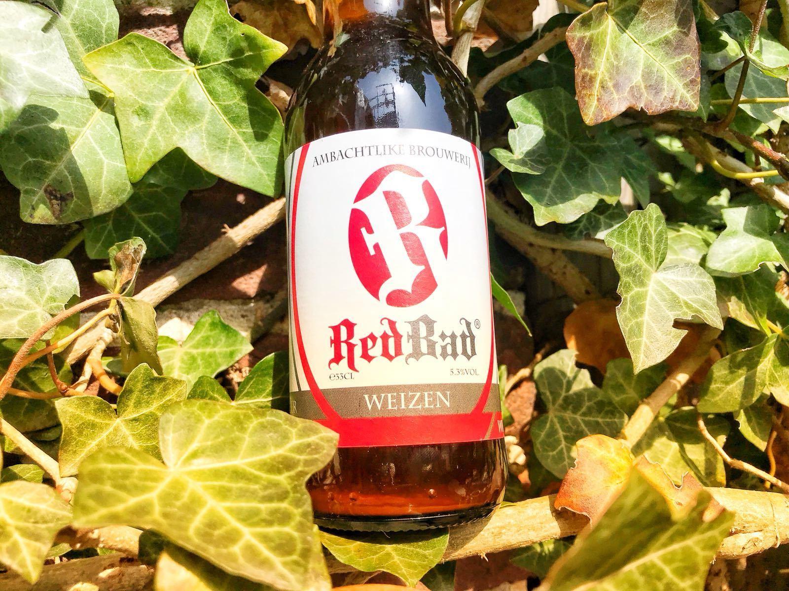 Redbad Weizen van Brouwerij Redbad i.o.