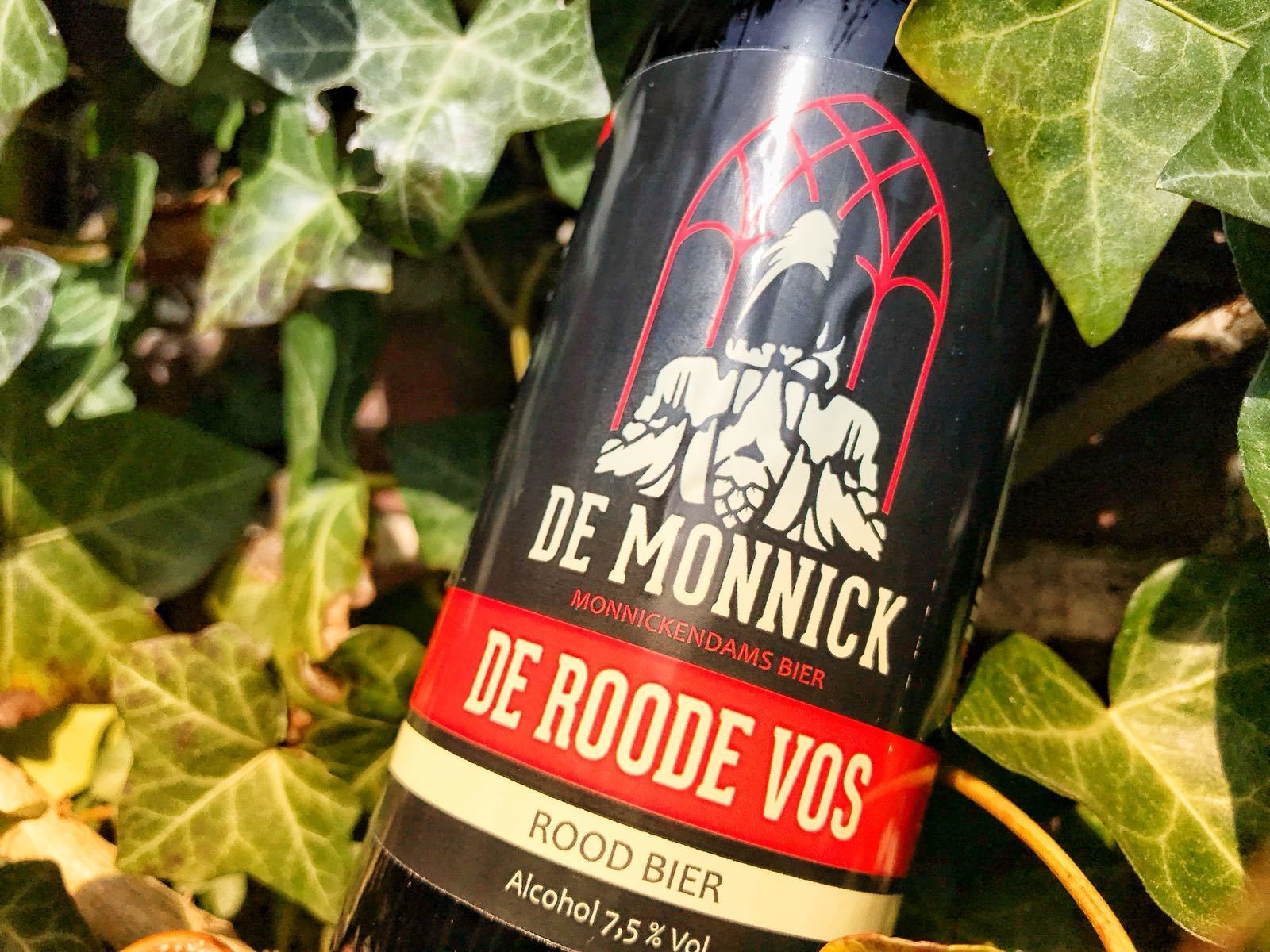 De Roode Vos van Bierbrouwerij De Monnick