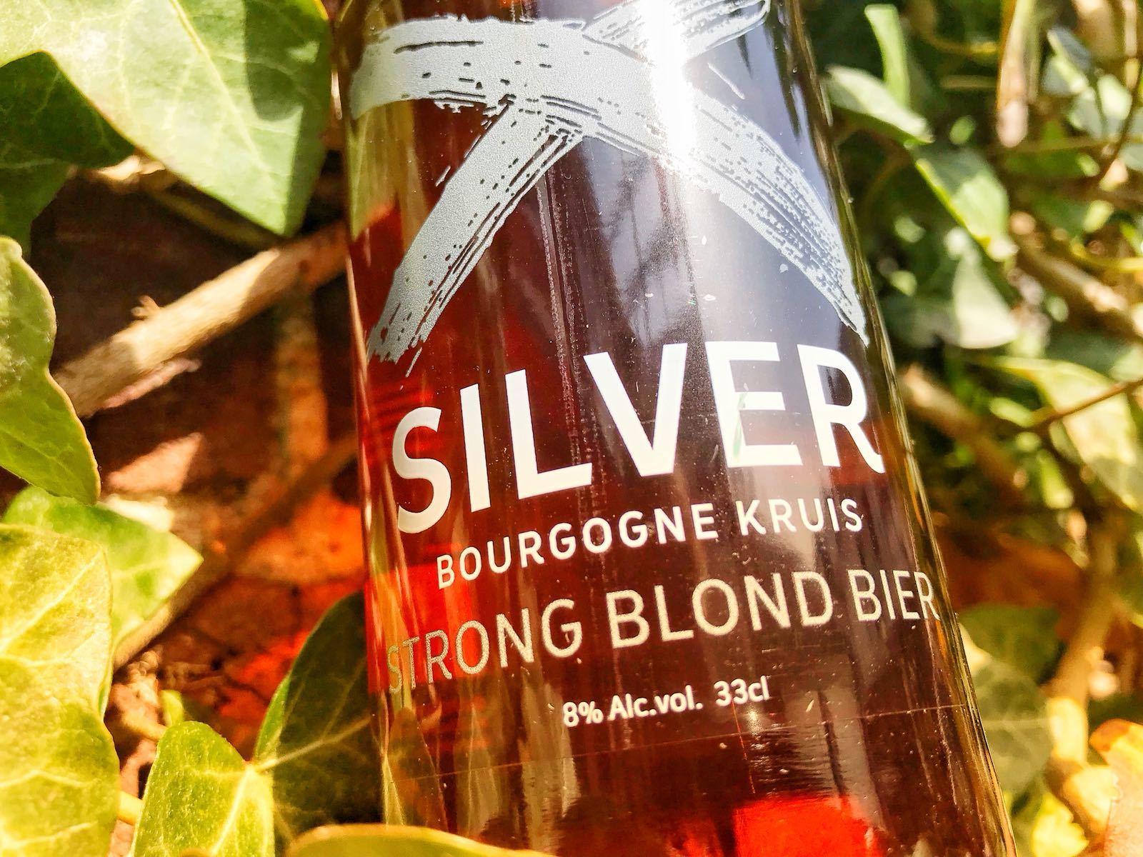 Silver van Brouwerij Bourgogne Kruis