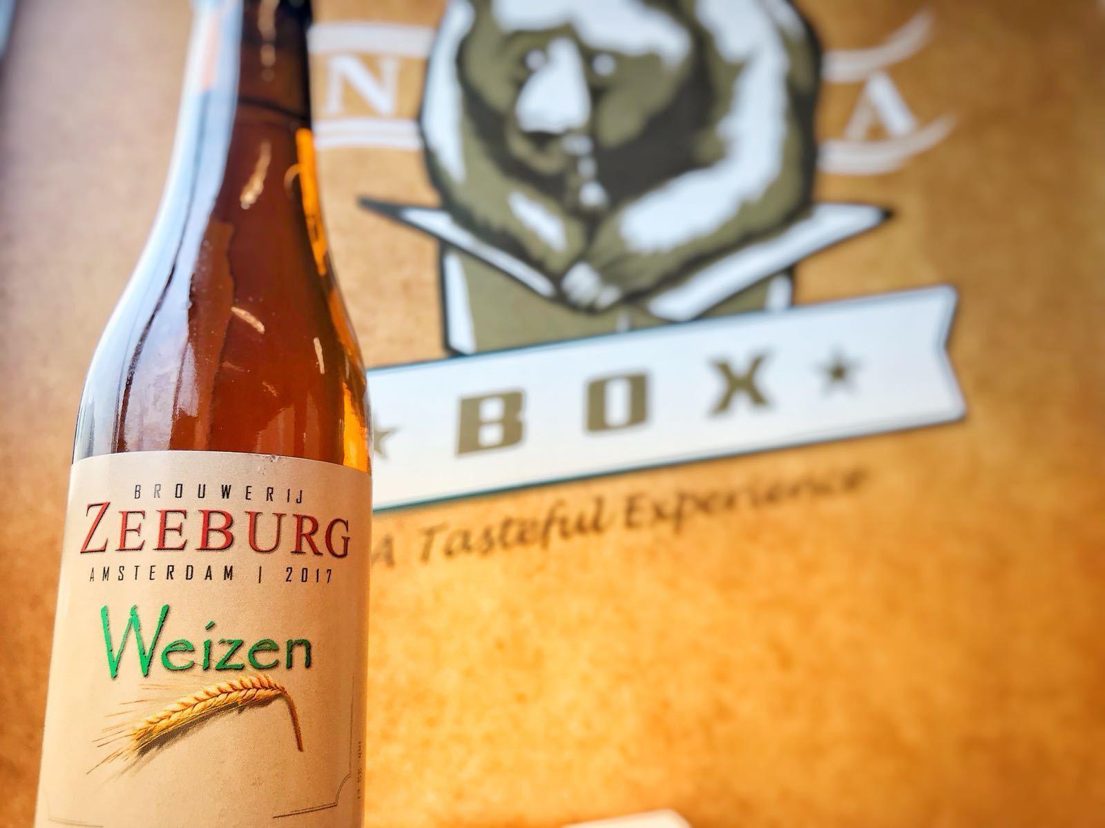 Weizen van Brouwerij Zeeburg