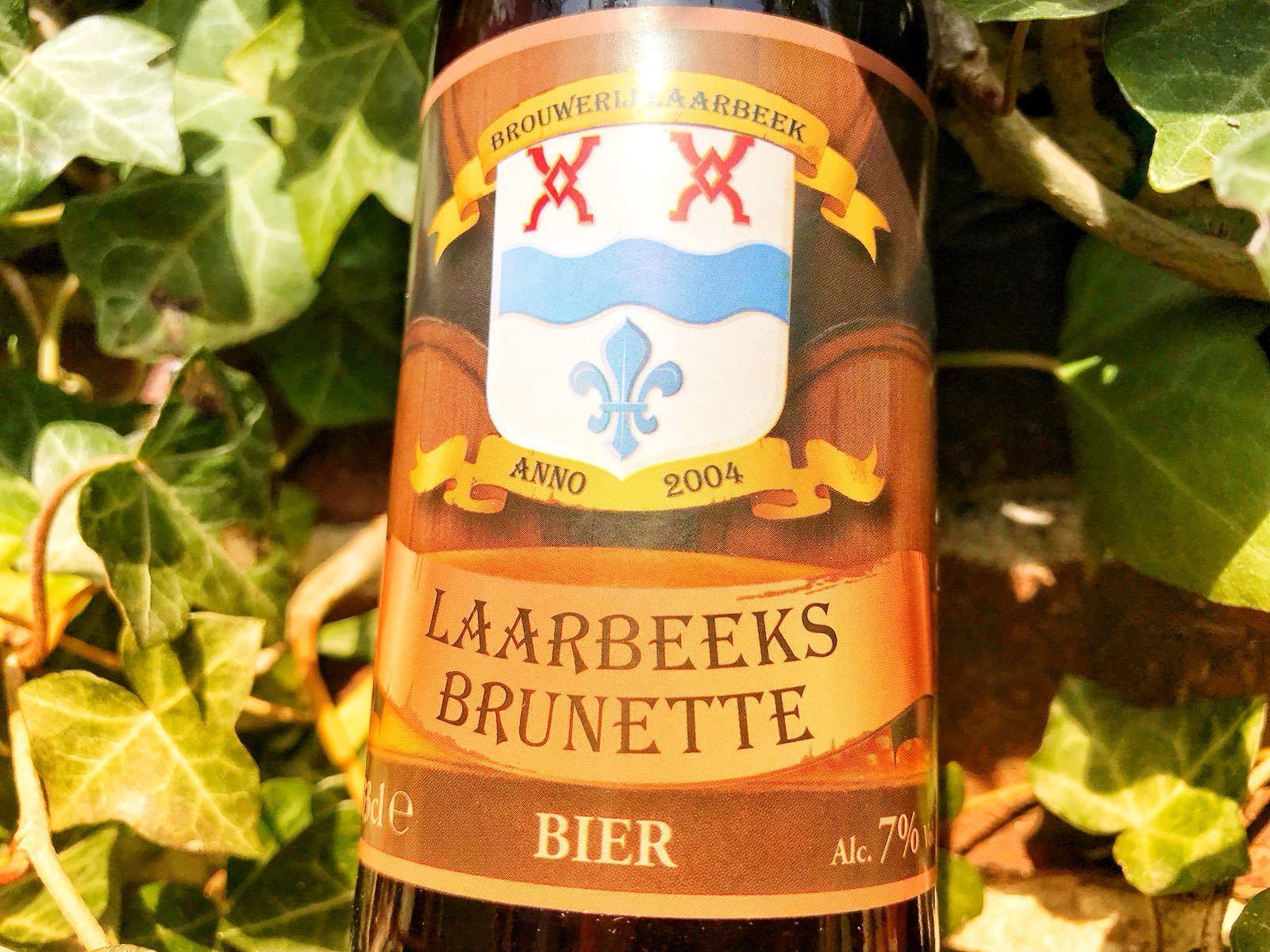 Laarbeeks Brunette van Brouwerij Laarbeek