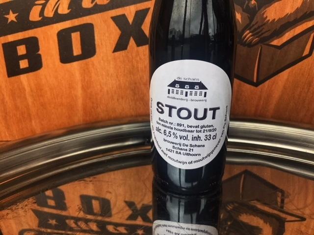 Stout - de Schans van Bierbrouwerij De Schans