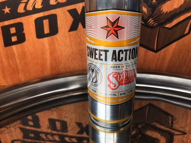 Sweet Action van Sixpoint