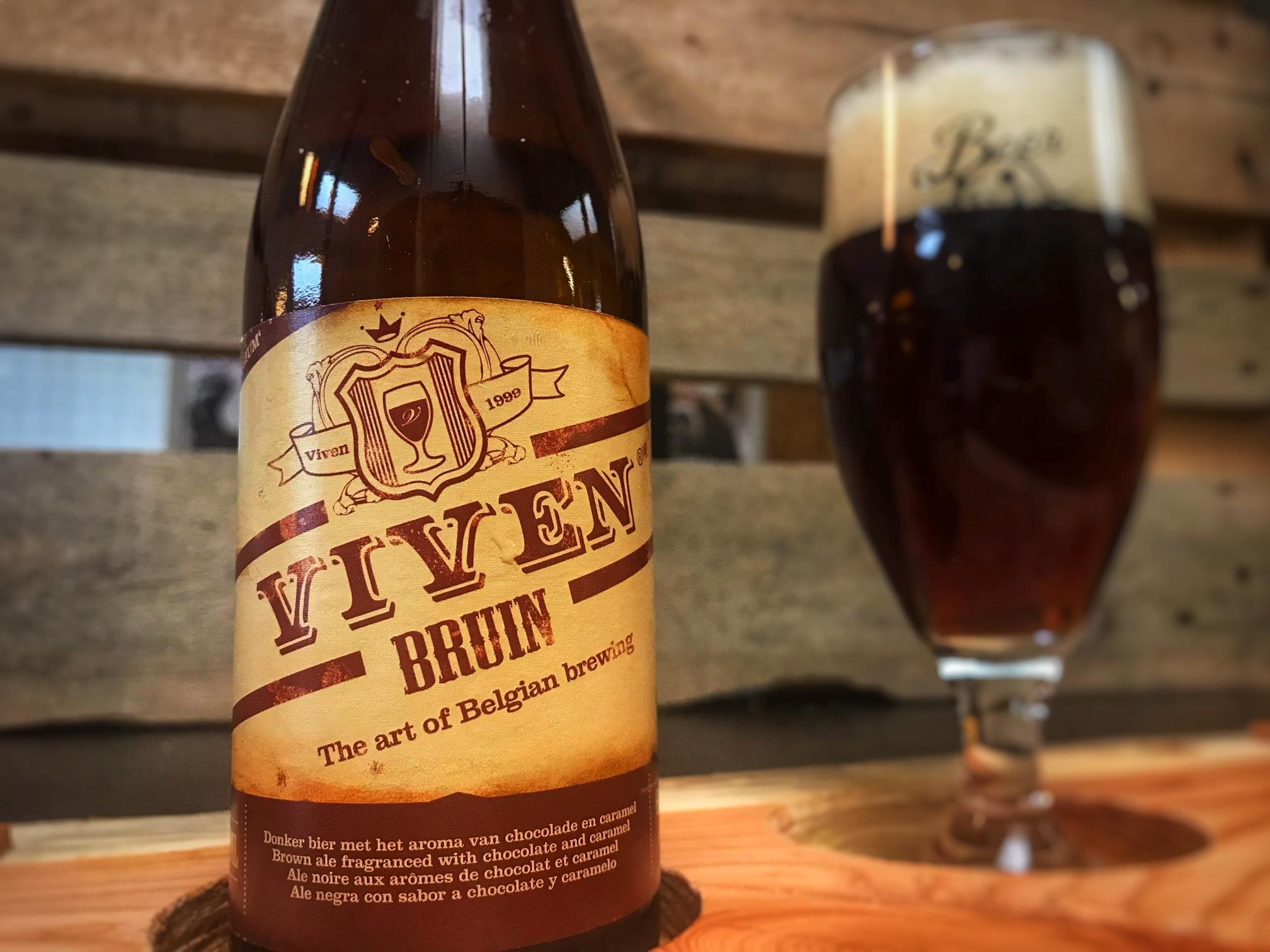 Viven Bruin van Brouwerij Viven