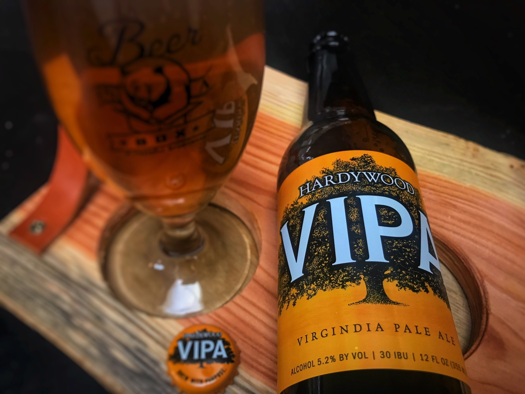 VIPA van Hardywood Park Craft Brewery