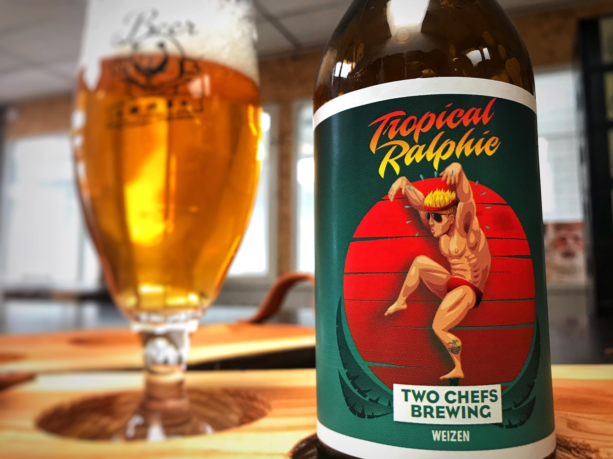 Tropical Ralphie van Two Chefs Brewing
