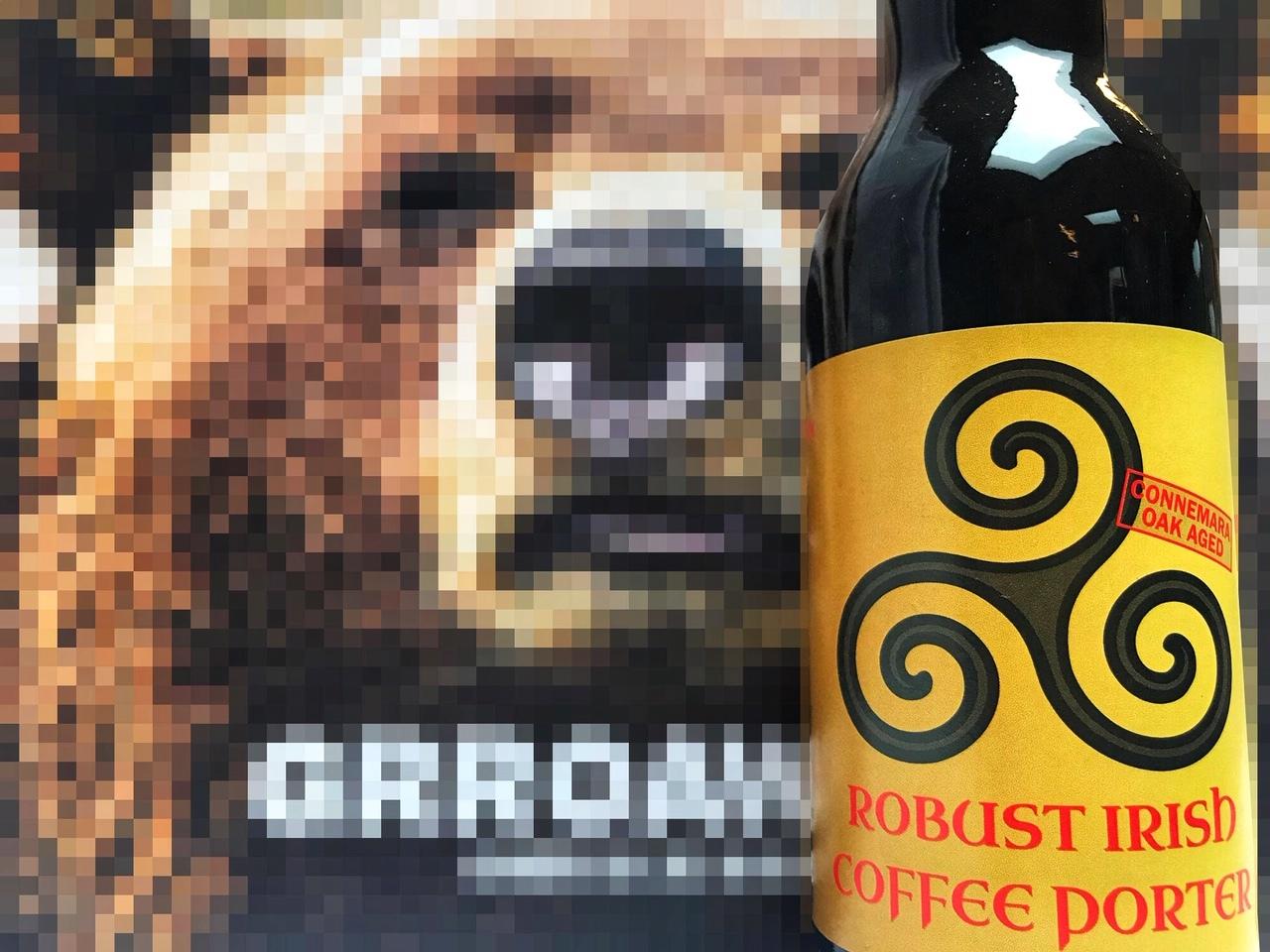 Robust Irish Coffee Porter van Brouwerij Stijl
