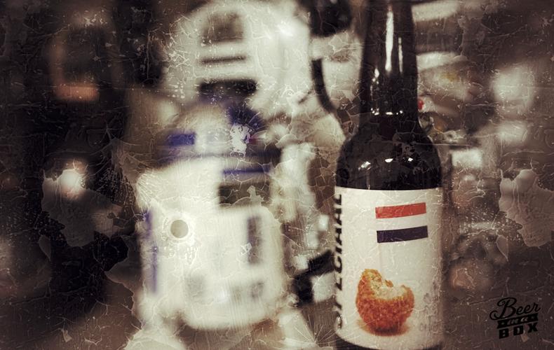 Chai Bock van Oedipus Brewing