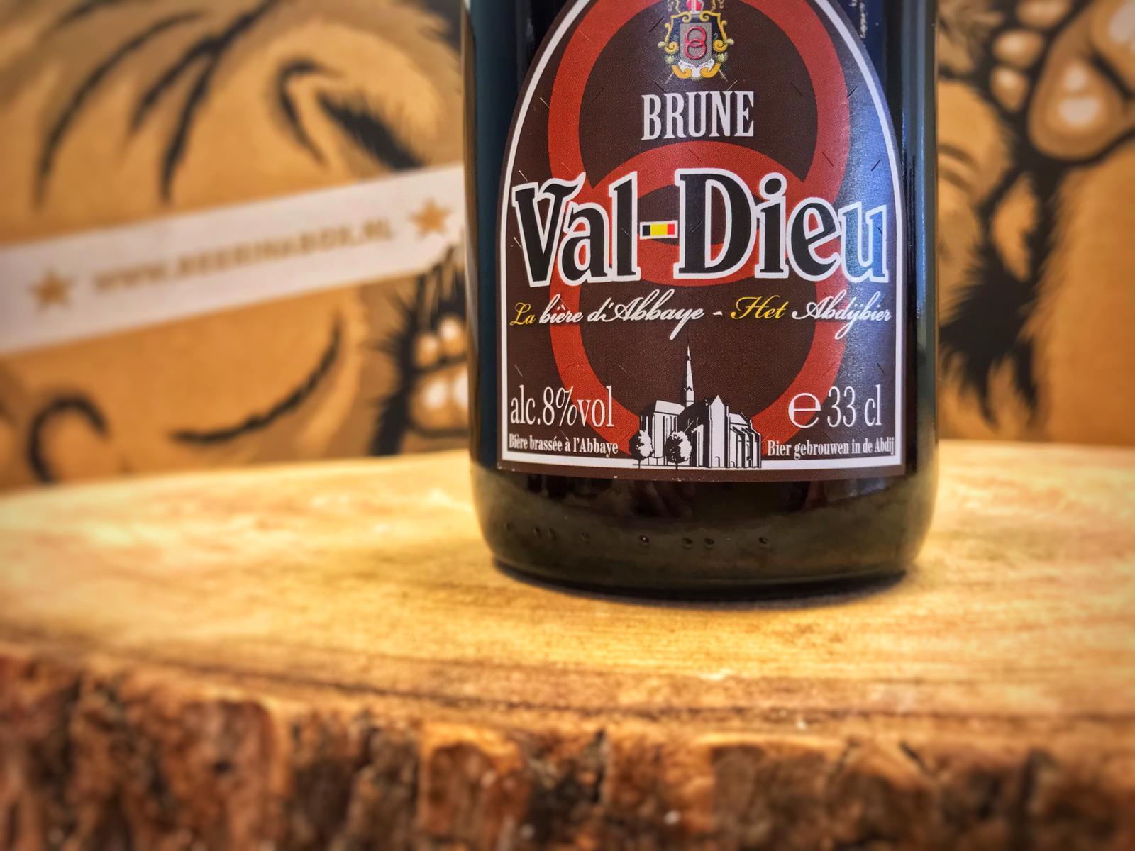 Val Dieu Brune van Brasserie de l'Abbaye du Val-Dieu