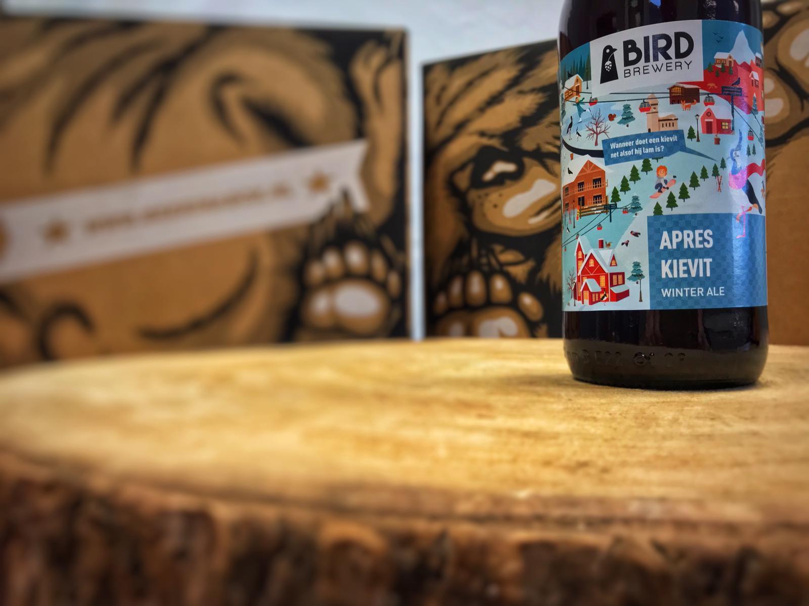 Apres Kievit van Bird Brewery