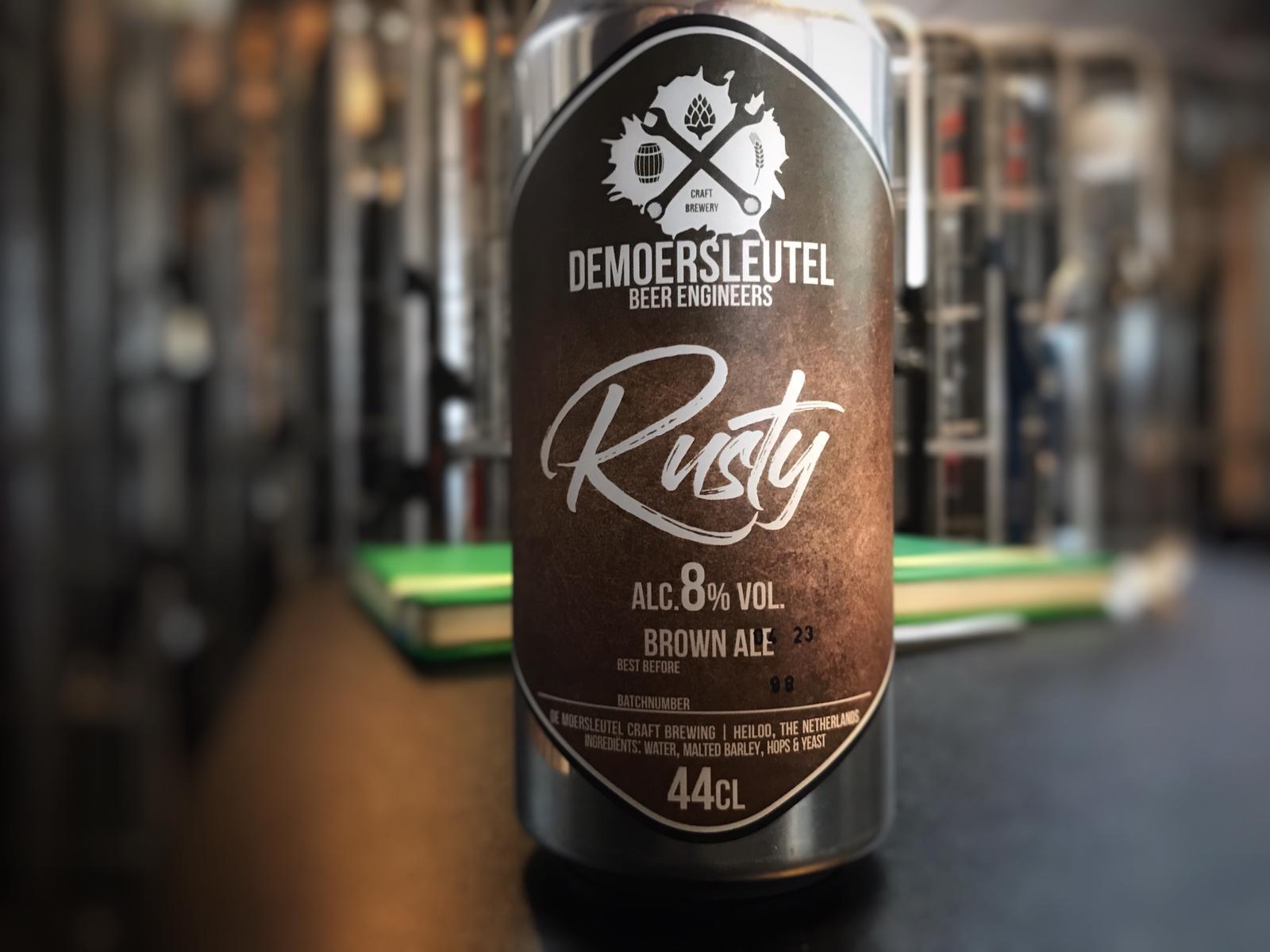 Rusty van Brouwerij De Moersleutel