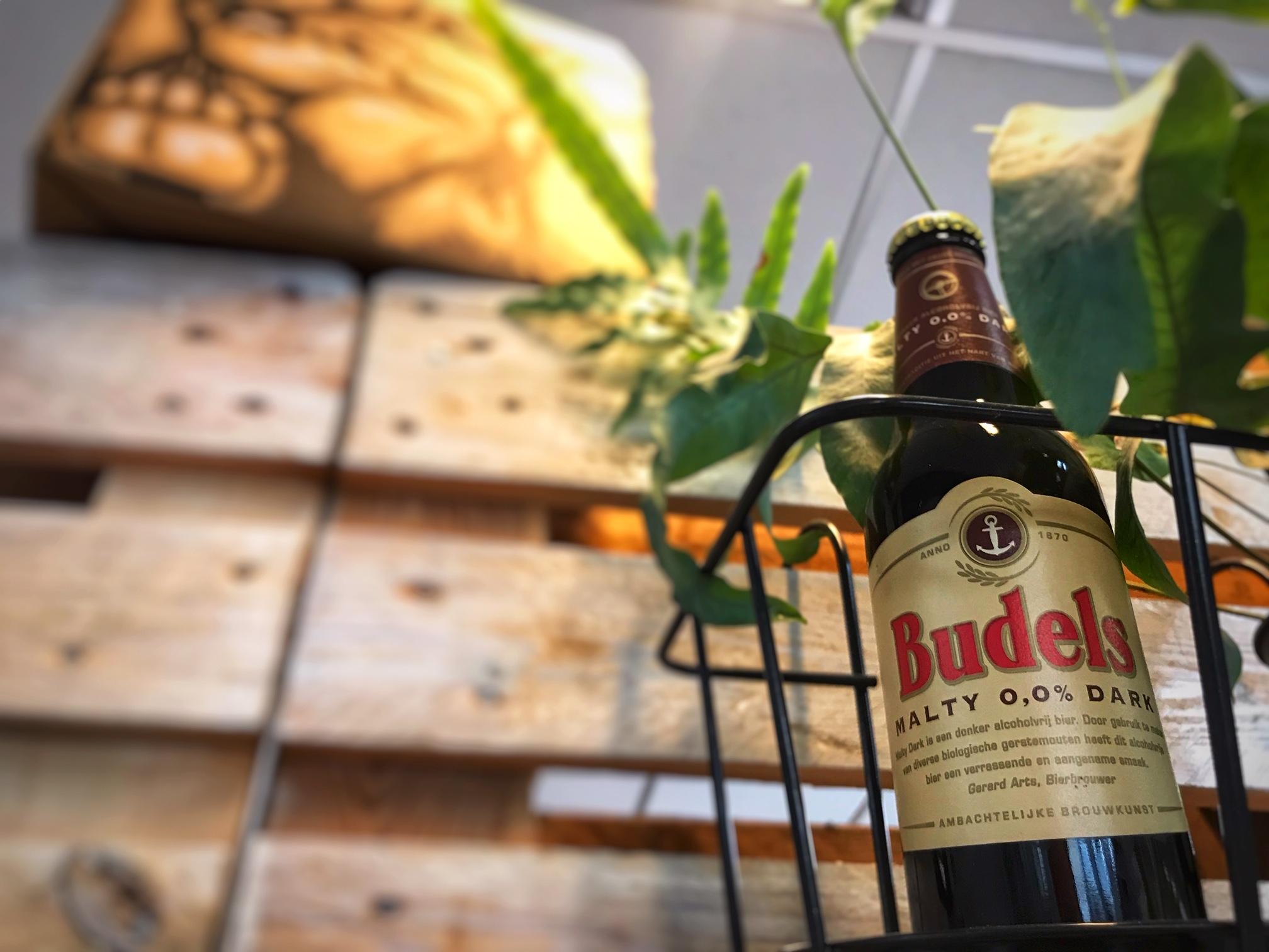 Malty Dark van Budelse Brouwerij