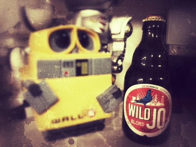 Wild Jo van Brouwerij De Koninck