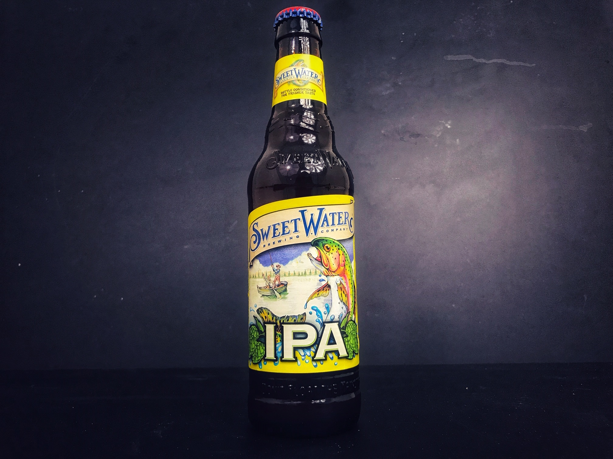 Sweetwater IPA van Sweetwater Brewing Company