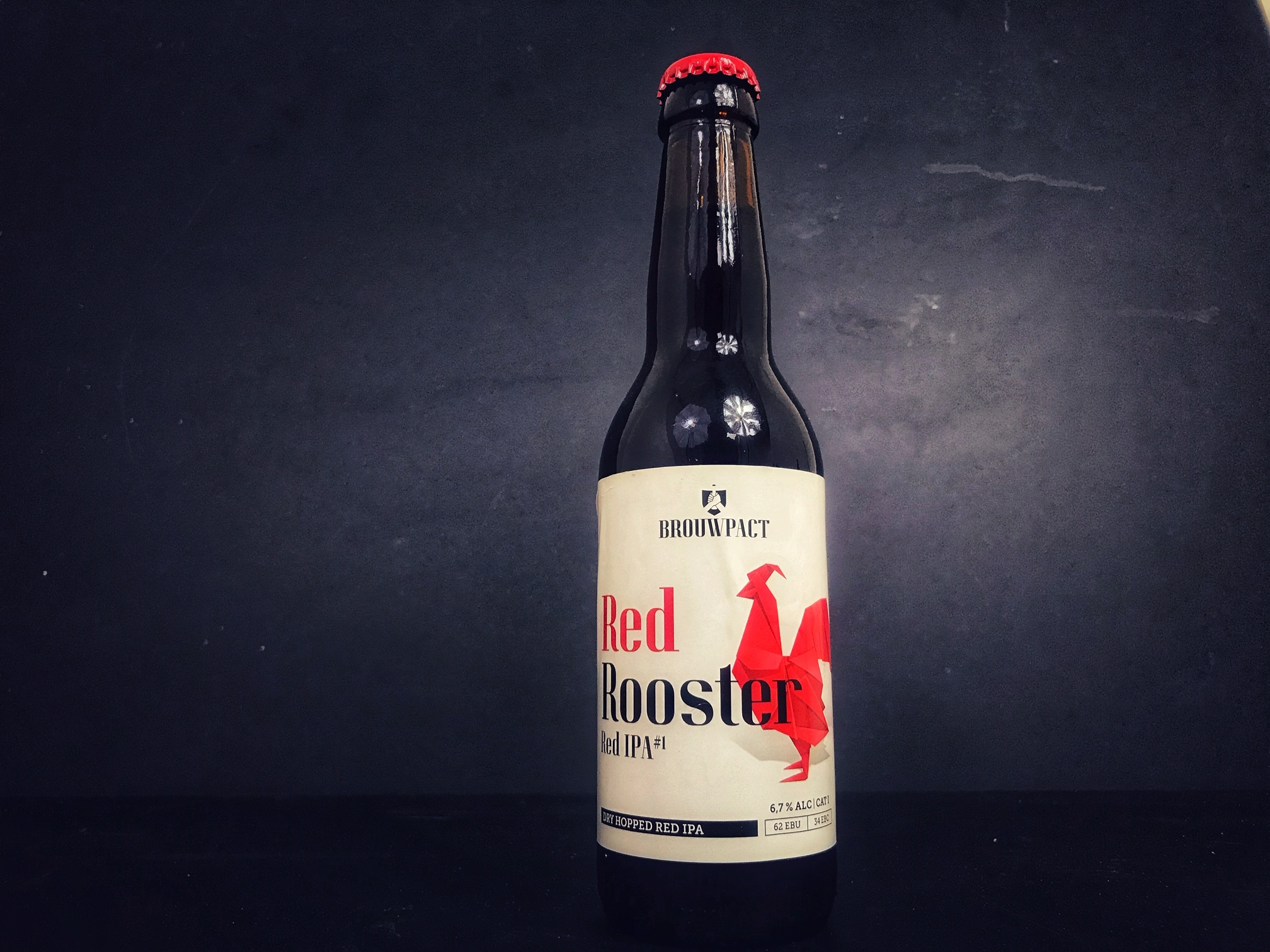 Red Rooster #1 van Brouwpact