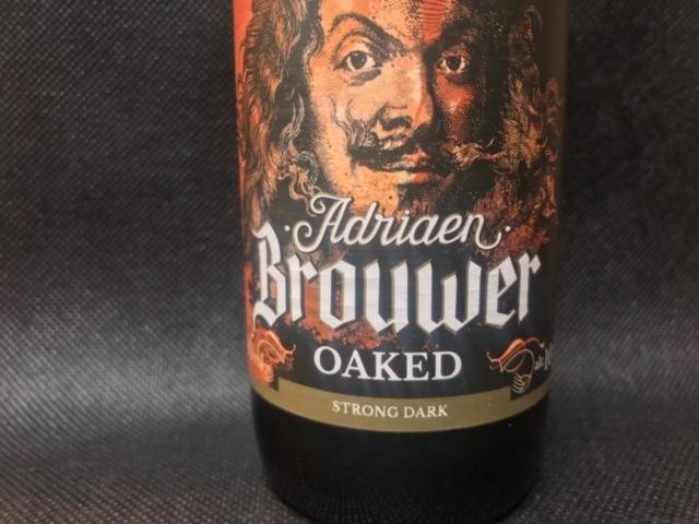 Adriaen Brouwer Oaked van Brouwerij Roman