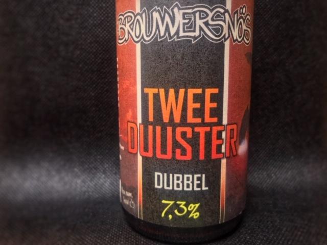 Tweeduuster van Brouwersnös
