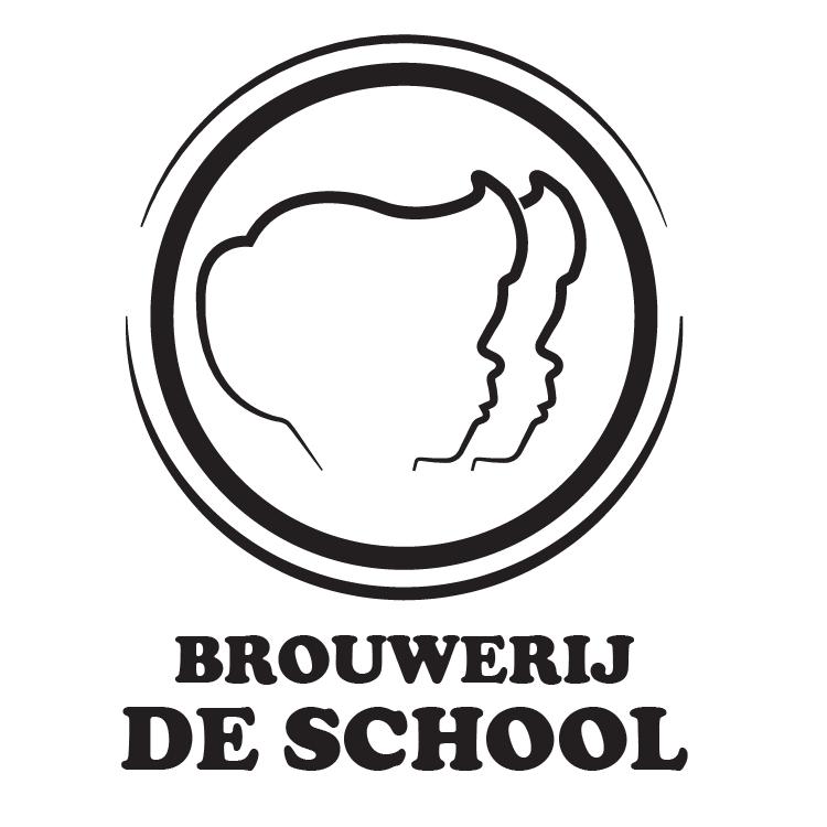 Logo van Brouwerij De School gevestigd in Badhoevedorp uit NL