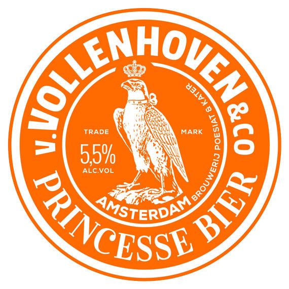 Logo van Van Vollenhoven Bieren gevestigd in Amsterdam uit Nederland