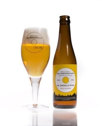 Logo van Brouwerij De Vriendschap gevestigd in Amsterdam uit Nederland