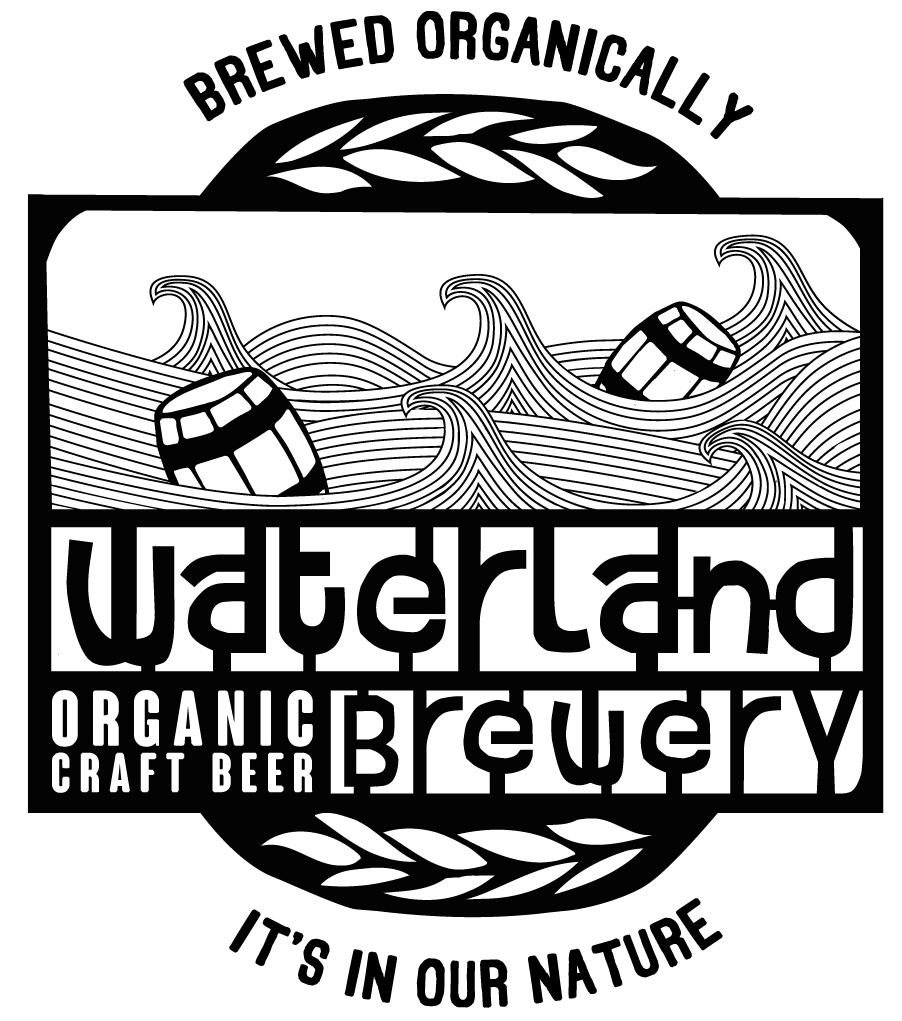 Logo van Waterland Brewery gevestigd in Monnickendam uit Nederland