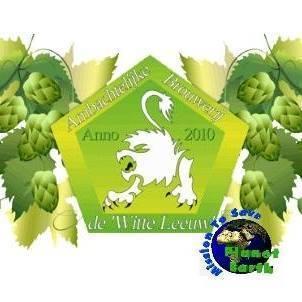 Logo van Brouwerij De Witte Leeuw gevestigd in Wezep uit