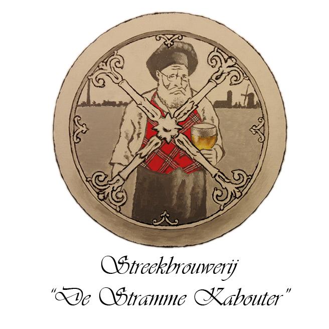 Logo van Streekbrouwerij De Stramme Kabouter gevestigd in Mill uit Nederland