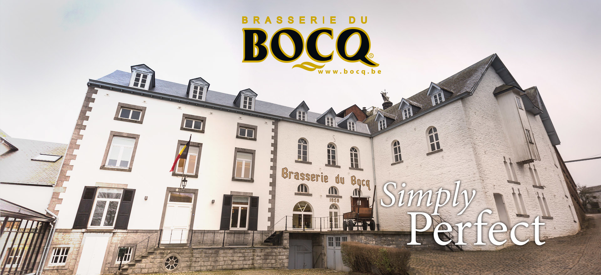 Logo van Brasserie Du Bocq gevestigd in Purnode uit Belgie