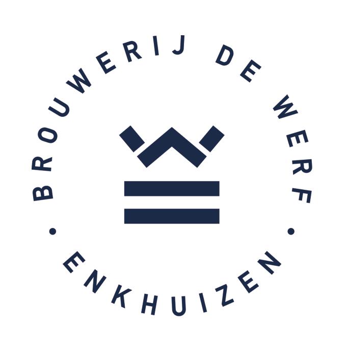 Logo van Brouwerij De Werf gevestigd in Enkhuizen uit