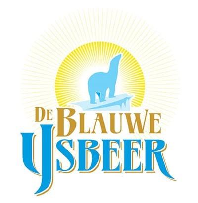 Logo van Brouwerij De Blauwe IJsbeer gevestigd in Tilburg uit Nederland