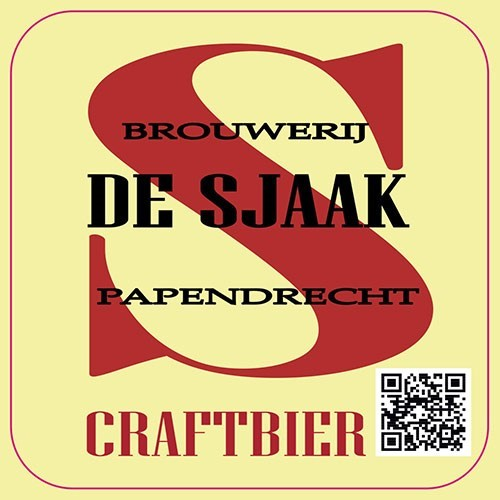 Logo van Brouwerij de SJAAK gevestigd in Papendrecht uit Nederland