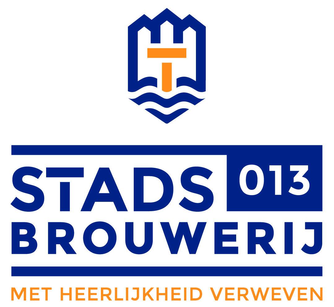 Logo van Stadsbrouwerij 013 gevestigd in Tilburg uit