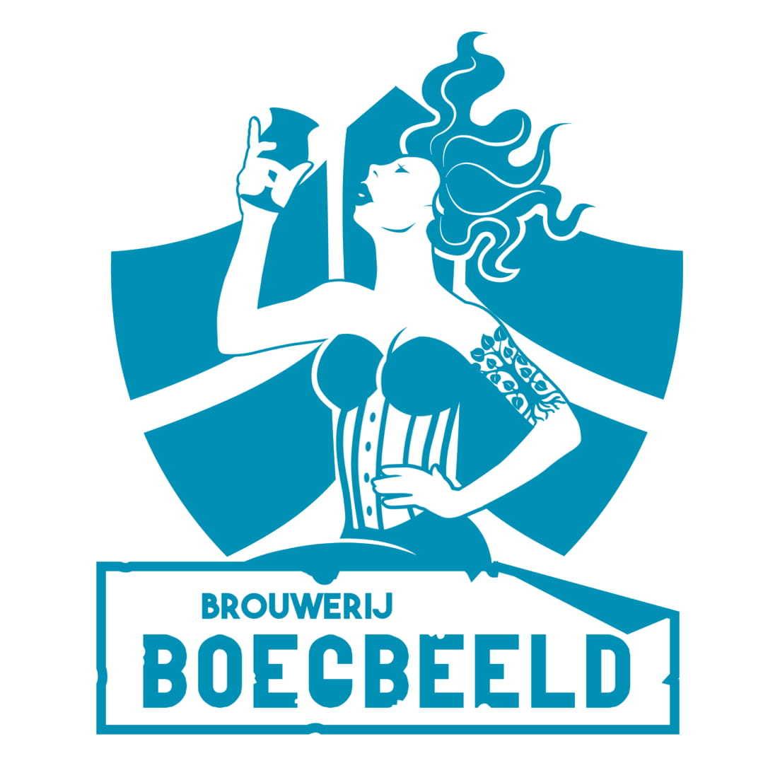 Logo van Brouwerij Boegbeeld gevestigd in 's-Hertogenbosch uit Nederland